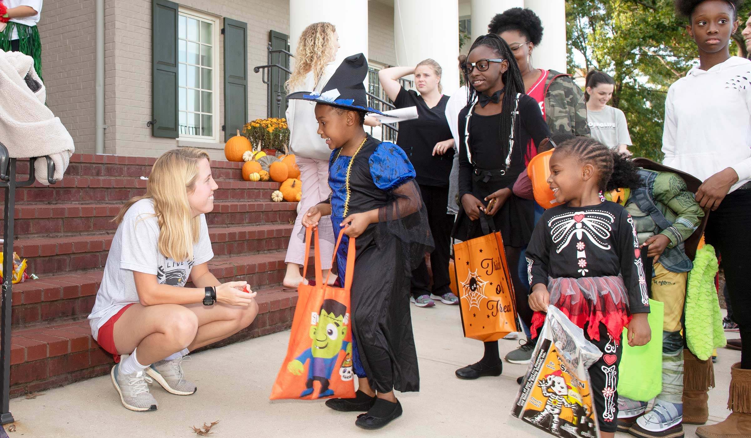 Mississippi State University Halloween Activities 2020 Trick or Treat | Mississippi State University