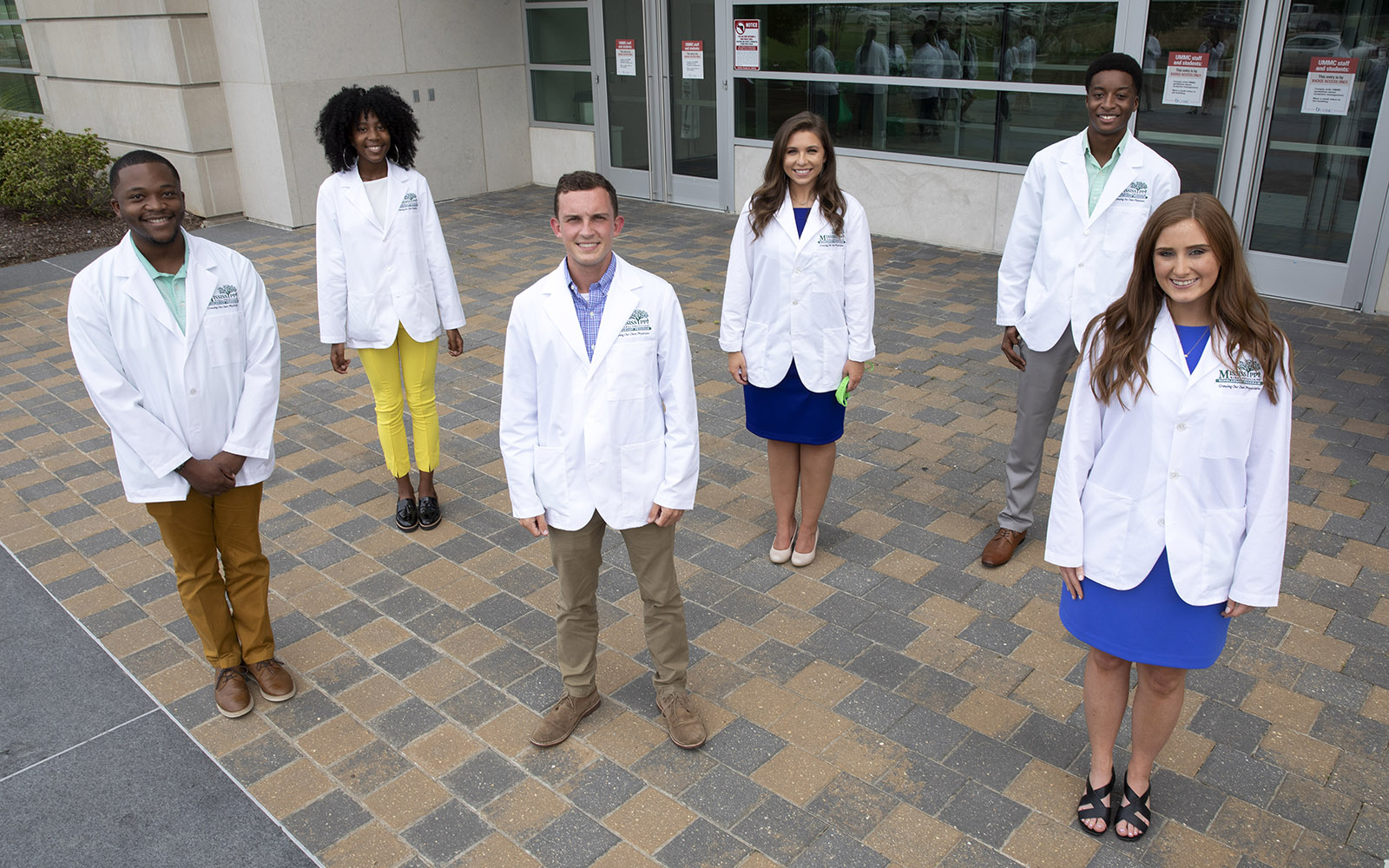 Mississippi Rural Physicians Scholarship Recipients from MSU featured.'