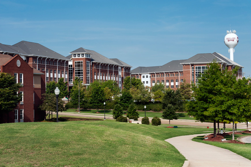 Ms State University >> New Residence Halls Highlight Campus Capital Improvements