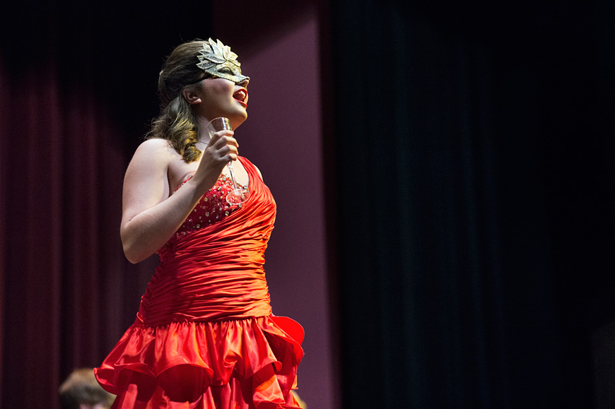 Msu To Present Dido Aeneas Scenes From American