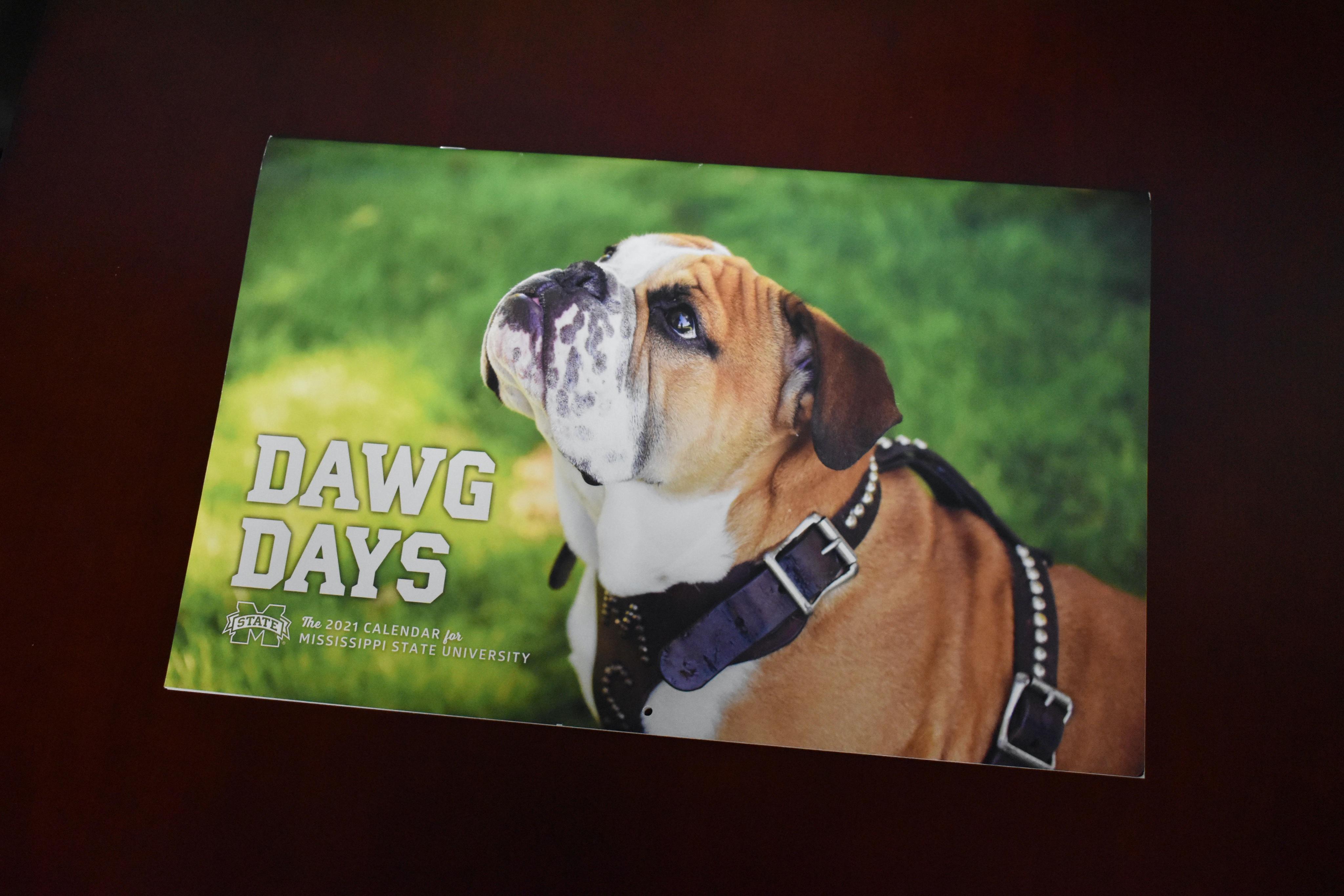 Msu 2021 Calendar Order Deadline for Holiday Delivery: 2021 MSU Dawg Days Calendar
