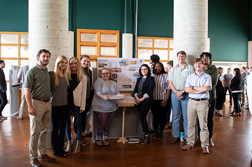 Interdisciplinary Design Competition Teaches Msu Students Challenges Rewards Of Collaboration Mississippi State University