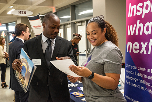Msu Student Info >> Revamped Fall Career Expo Returns For Msu Students Alumni
