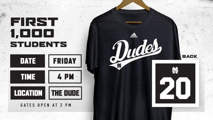 Dude T-shirt graphic