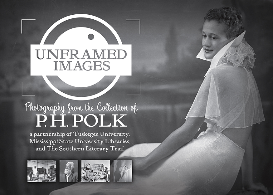 Mississippi State University Libraries, in partnership with Tuskegee University and the MSU-based Southern Literary Trail, is presenting a Feb. 26 lecture and March 4-29 exhibition celebrating the work of acclaimed African-American photographer P.H. Polk.