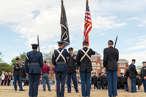 Military veterans to be focus of November events at MSU