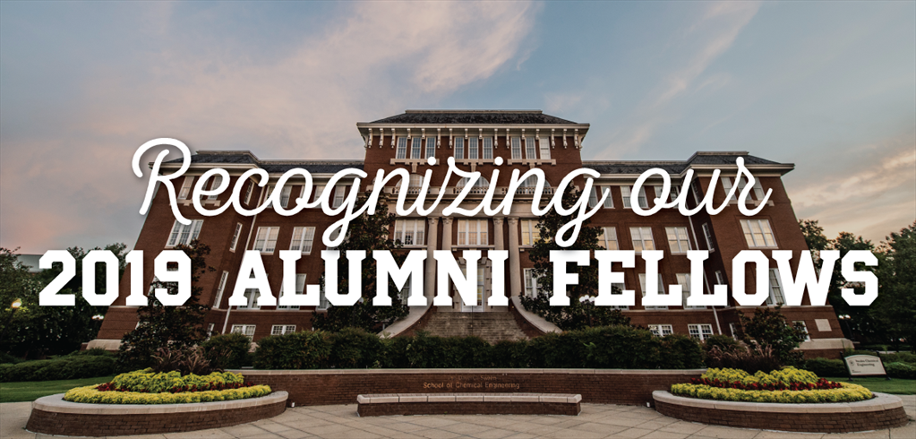 Recognizing our 2019 Alumni Fellows